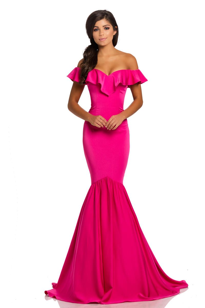Pin by pageant planet on pink pageant gowns pinterest mermaid