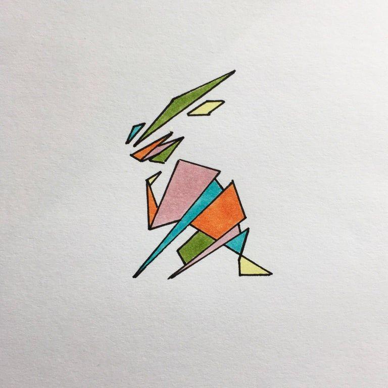Shape of hare (2020) : modernart