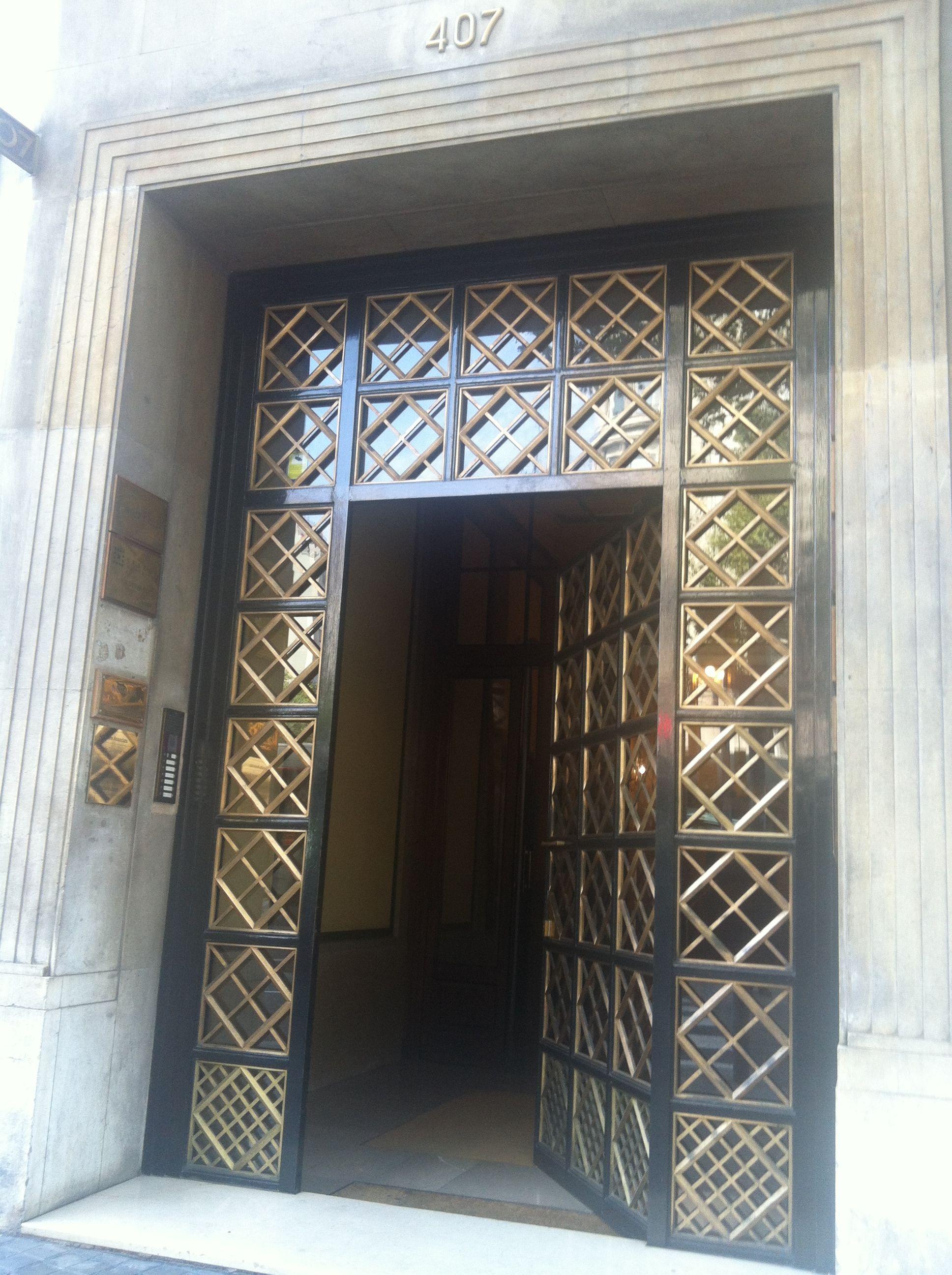 Metallic door at bcn & Metallic door at bcn   Magic in Metal   Pinterest   Doors