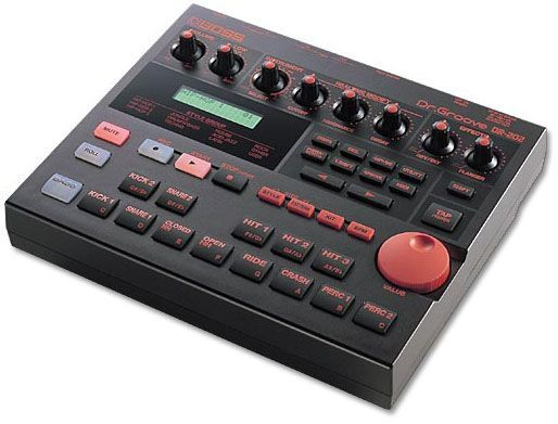 BOSS DR-202 Dr. Groove - The DR-202 from BOSS is a compact ...