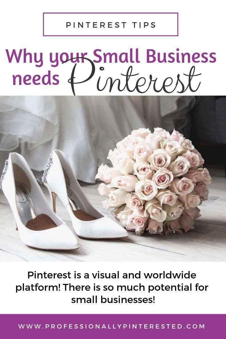 Your Event Business needs Pinterest Professionally