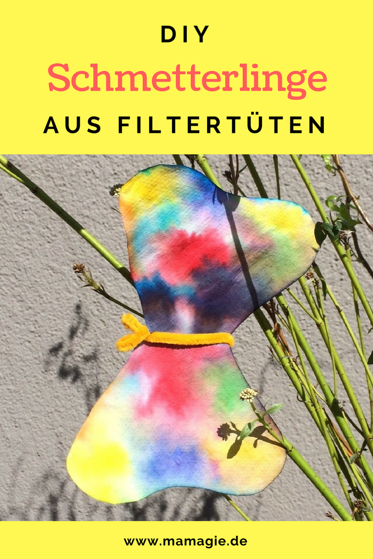 Photo of Schmetterlingsparty: viele, viele bunte Schmetterlinge