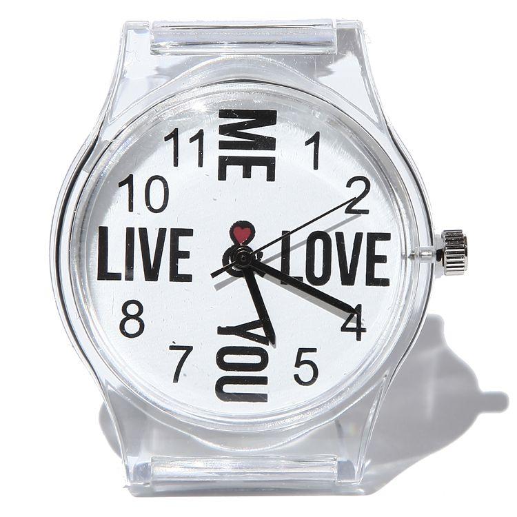 Zegarek 10 Things Live Love