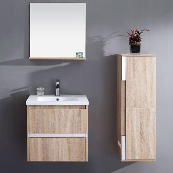 DIS025-900SC Meuble salle de bain Scandinave