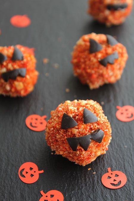 50 Recetas De Halloween Faciles Y Muy Divertidas Pequerecetas Recetas De Halloween Recetas Faciles Para Halloween Receta De Halloween