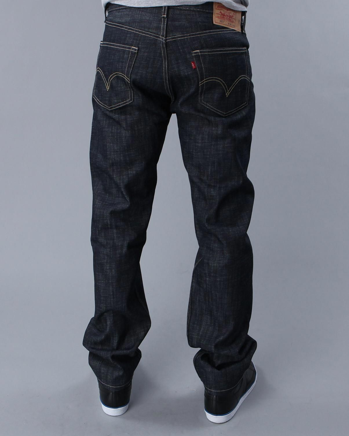 c45660e83d2 Levis 501 shrink to fit Men's jeans. The original waxed cowboy jean. Never  to