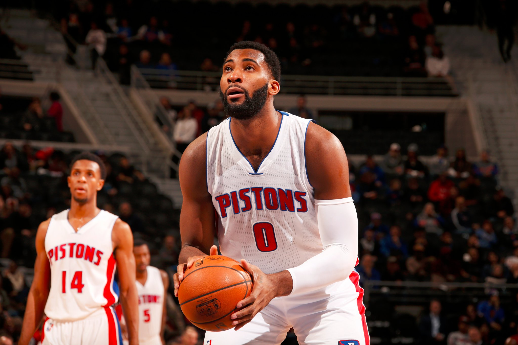 Andre Drummond 7'0