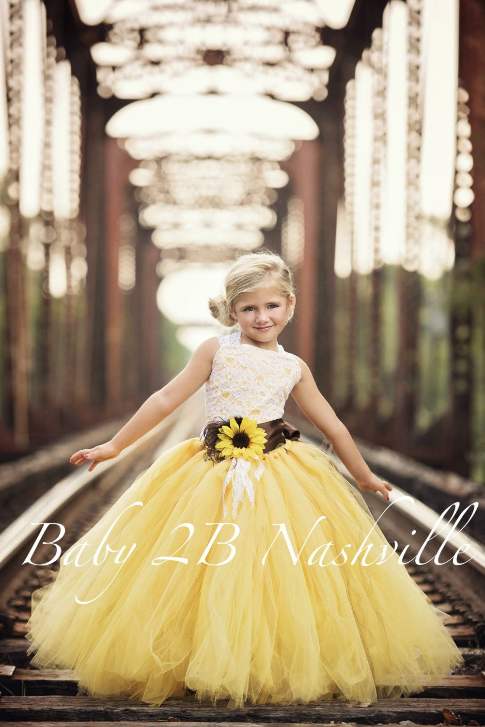 8da2efda890f Sunflower Dress Yellow Dress Flower Girl Dress Lace Dress Summer Dress Baby  Dress Toddler Dress Girls Dress Imagine your little princess twirling and  ...