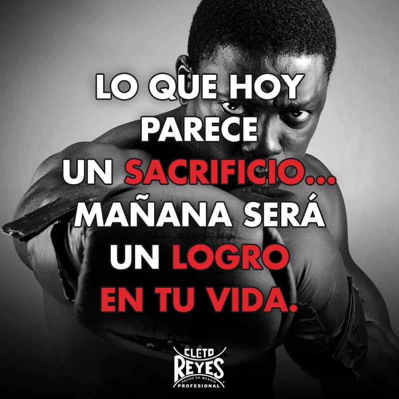 Boxing Quote Motivation Inspiration Frases Sobre