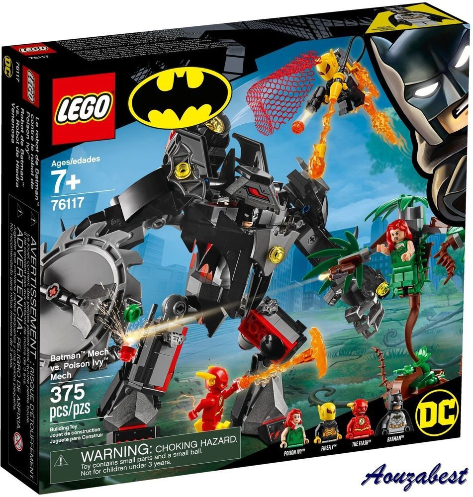Limitierte Karte Le 4 Lego Batman DC Aquaman Trading Karte