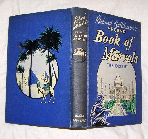 Richard Halliburton's Second Book Of Marvels - The Orient by Richard Halliburton,http://www.amazon.com/dp/B00005XT10/ref=cm_sw_r_pi_dp_54patb14Z9QSZ64W