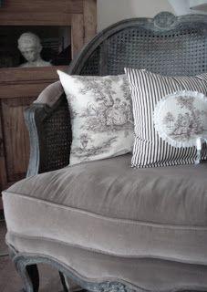 Kissen, Decken & Co. Klassischer Stil: Kupferstich