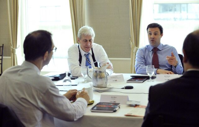 Insurance Insider Roundtable New York On The 11th May