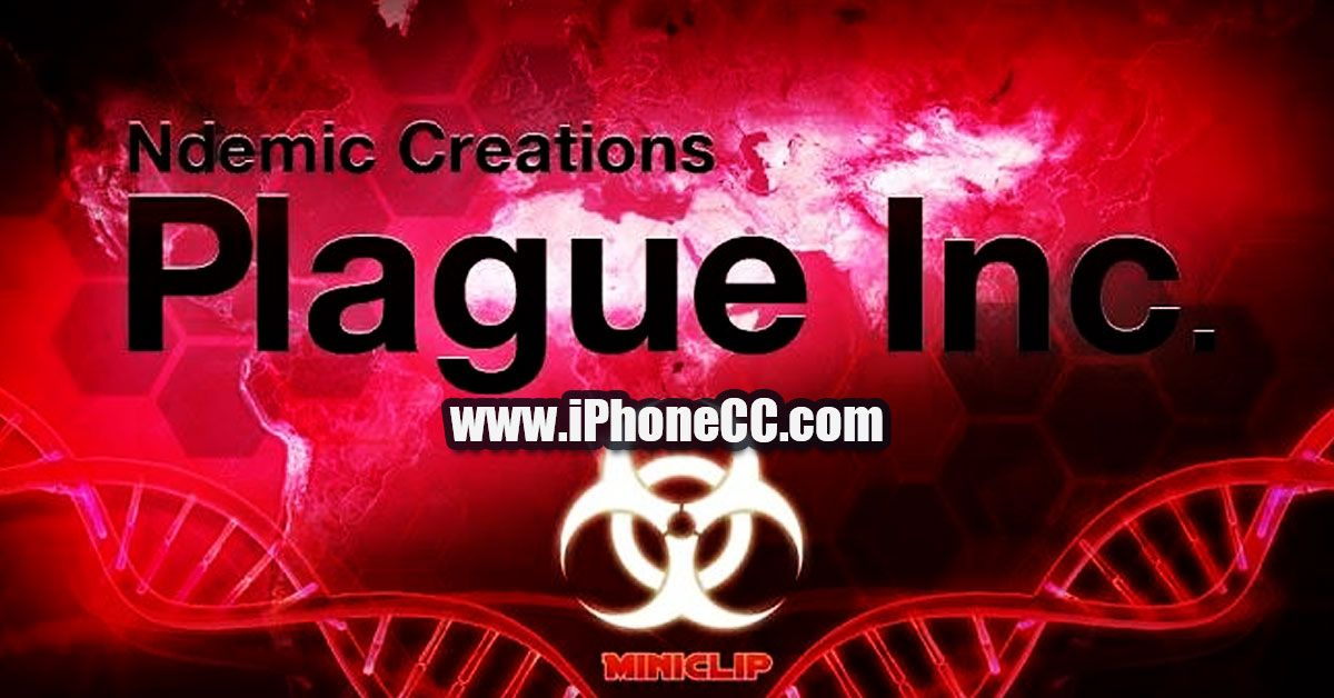 Free to download plague inc from with