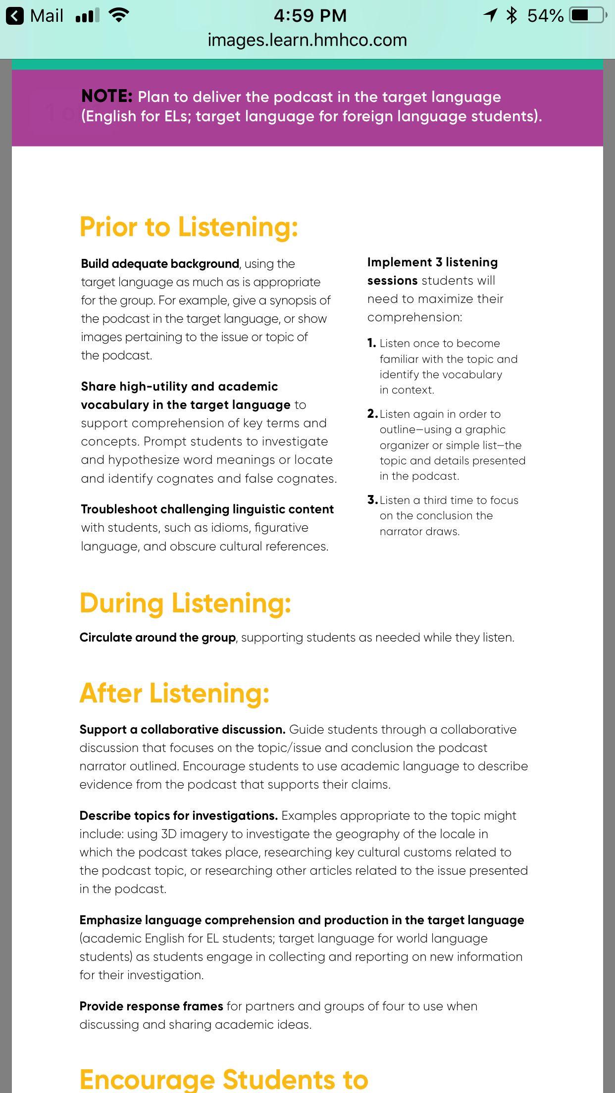 Pin By Laura Centofanti On Listening Skills Following