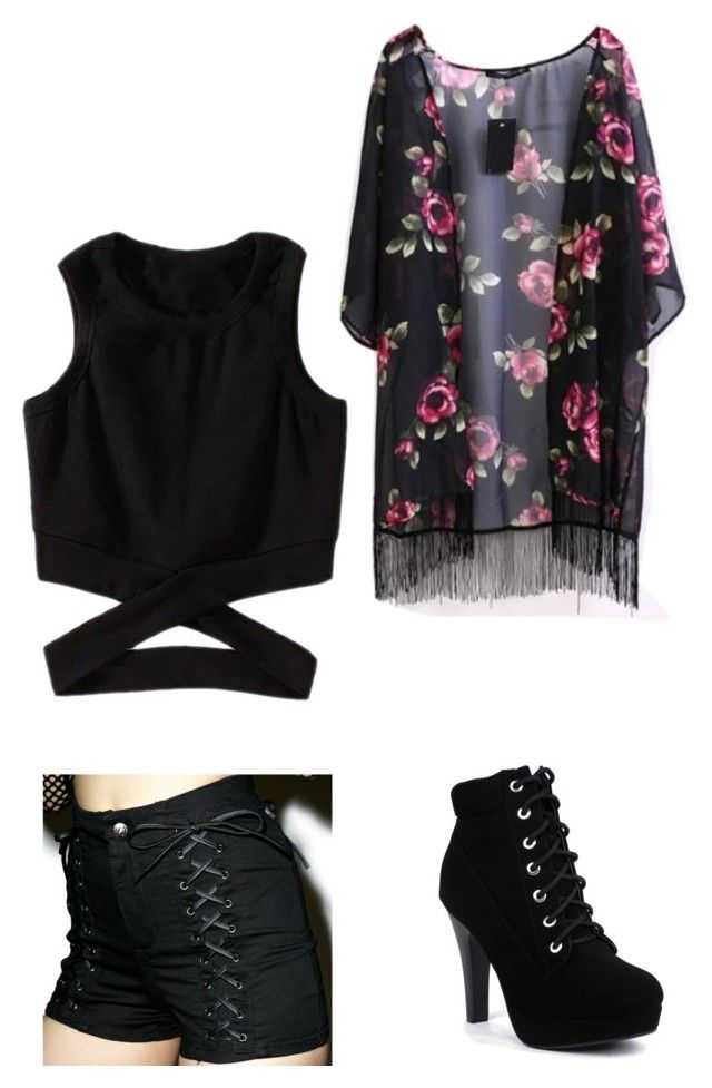 """idk its really simple but i like it so whatever"" by sillydilly-1 ❤ liked on Polyvore featuring Tripp"