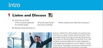 الإنجليزي ثاني ثانوي نظام المقررات الفصل الدراسي الثاني Intro Listening