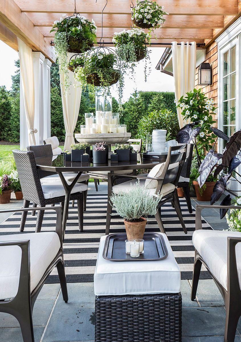 Outdoor Rugs Exterior Design Ideas