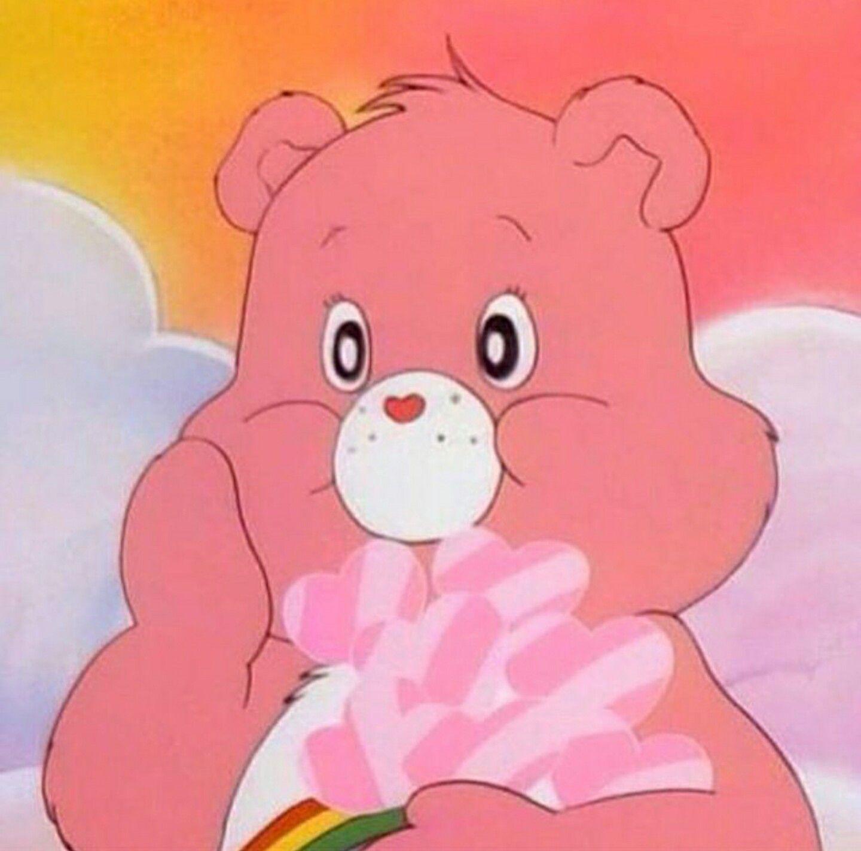 Care Bears Retro Cartoons Cartoon Icons Cartoon Wallpaper