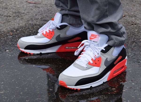 Post 2015 Infrared Max Air Sneakers Og Nike 90 Image qpPTYpw