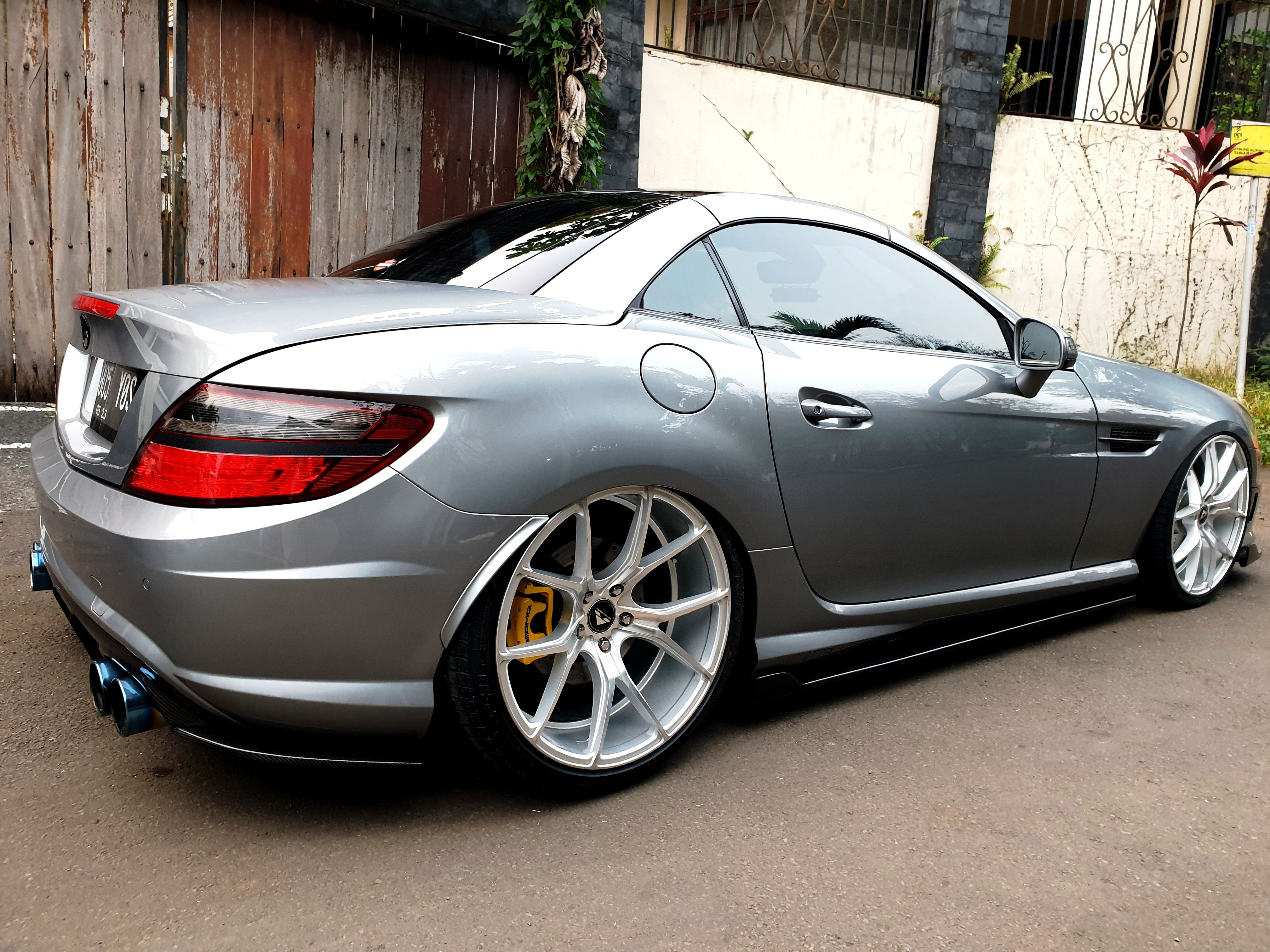 Cool Mercedes SLK from Indonesia Mercedes benz slk