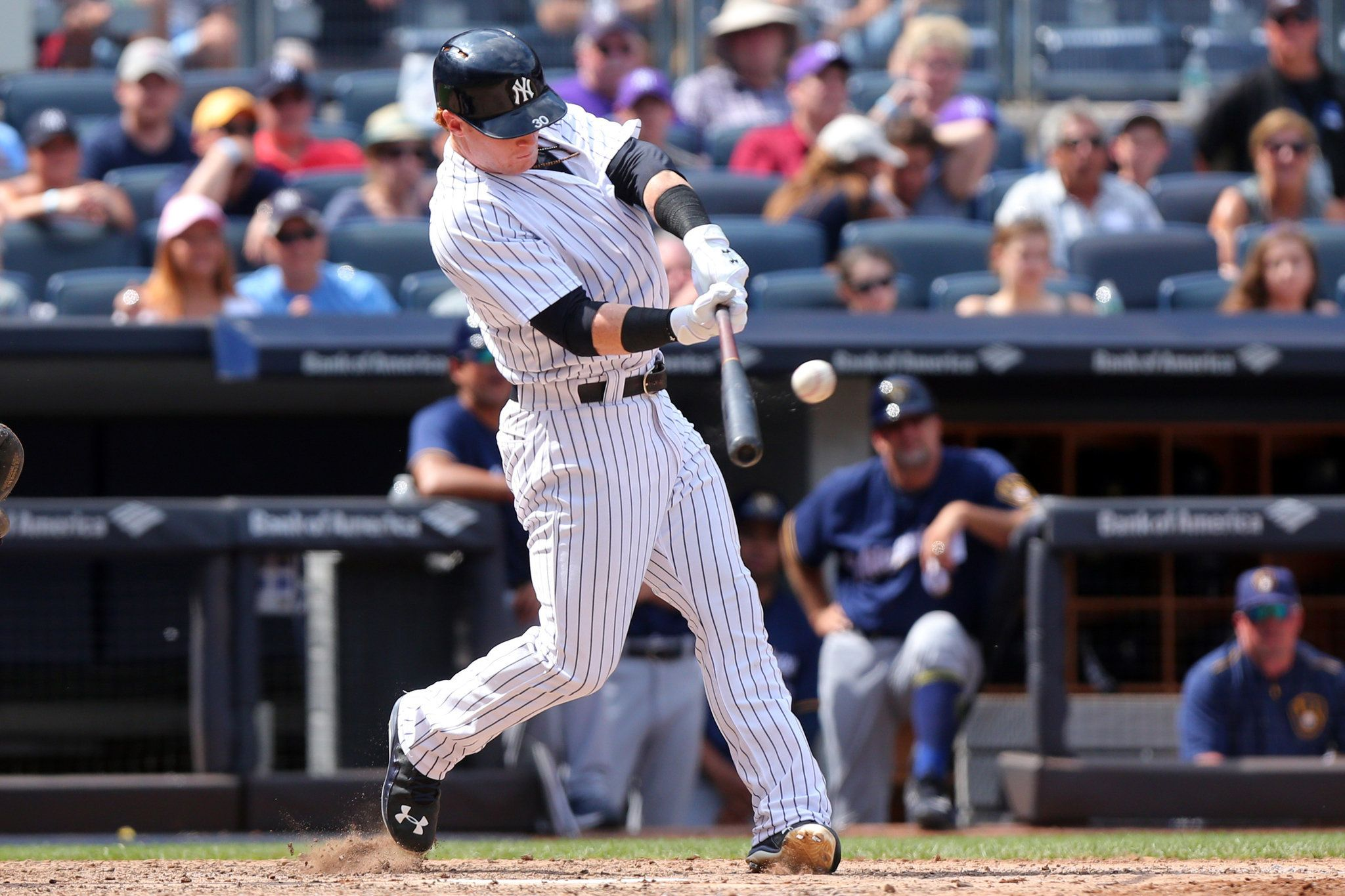 How Frazier Changed His Swing Before Walk Off Clint Frazier New York Yankees Baby Bomber