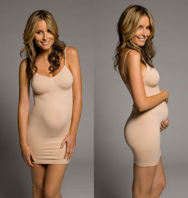 Feel perfectly supported in Nearly Nude maternity underwear