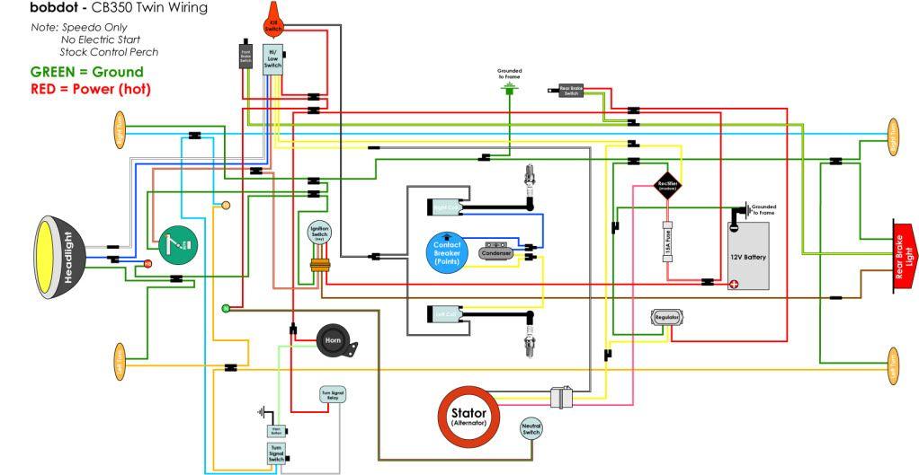 honda cb250 wiring harness diagram 1980 kdx 450 wiring