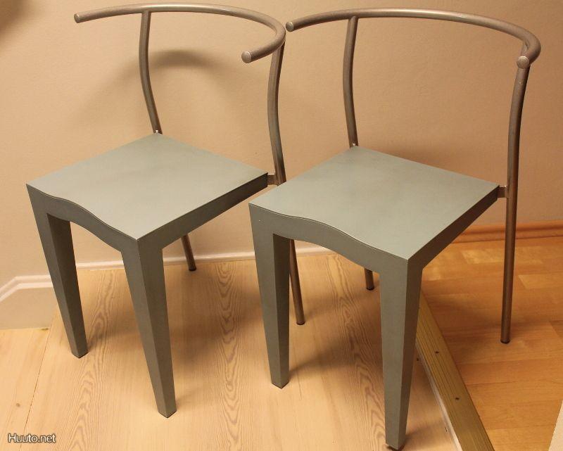 Kartell -tuolit / Kartell chairs