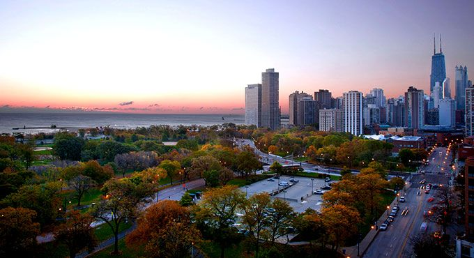 Beautiful Chicago #love2sniqueaway SniqueAway on a Honeymoon in