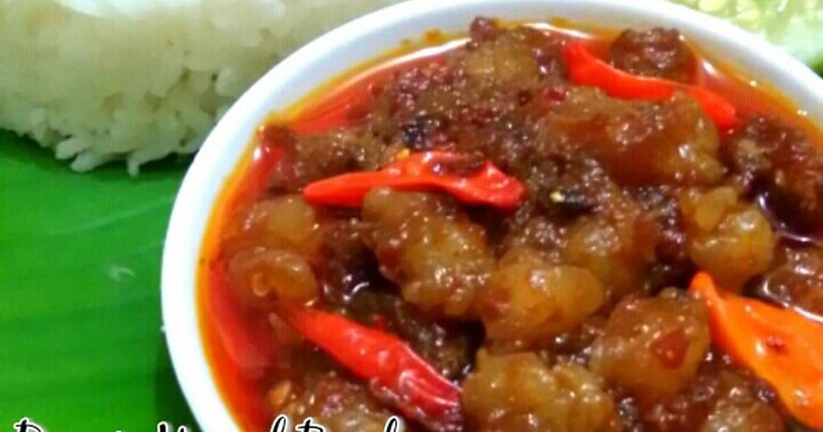 Resep Oseng Oseng Mercon Oleh Nia Syifa Resep Resep Makanan Resep Makanan