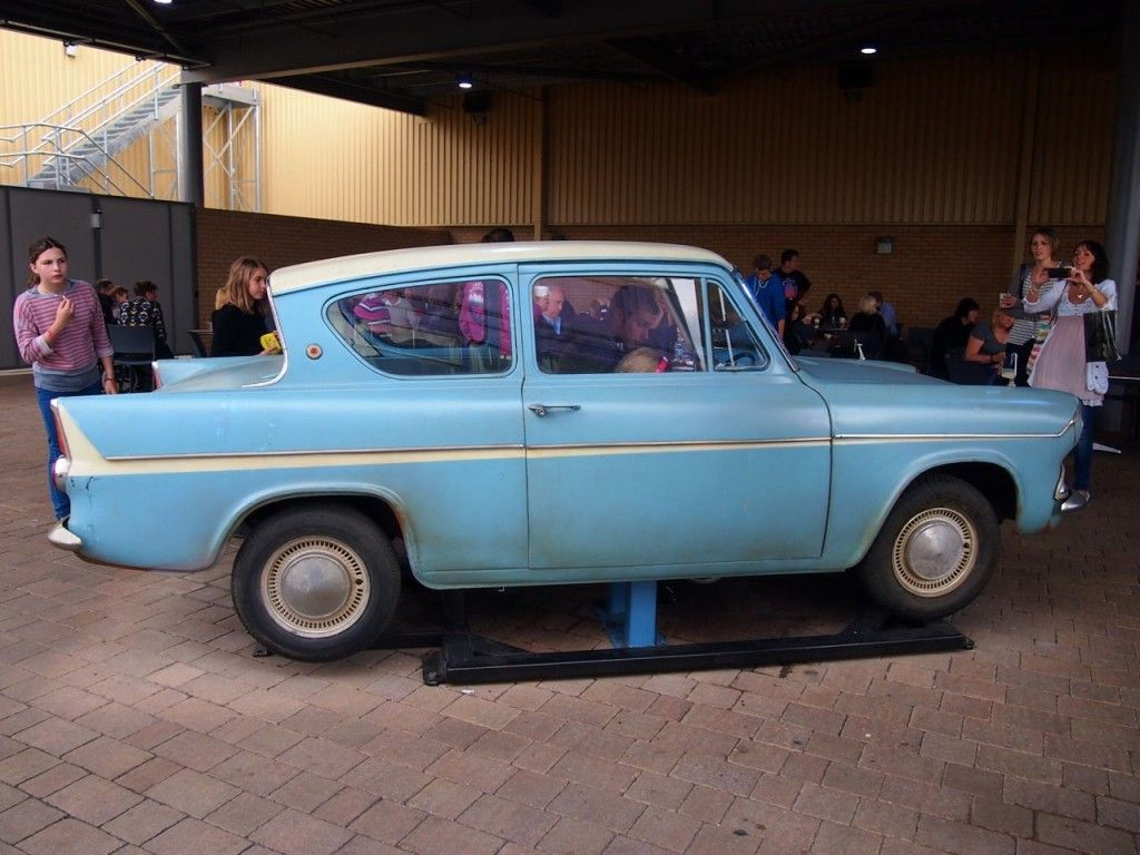 Ford Anglia Harry Potter Google Search Harry Potter Tour
