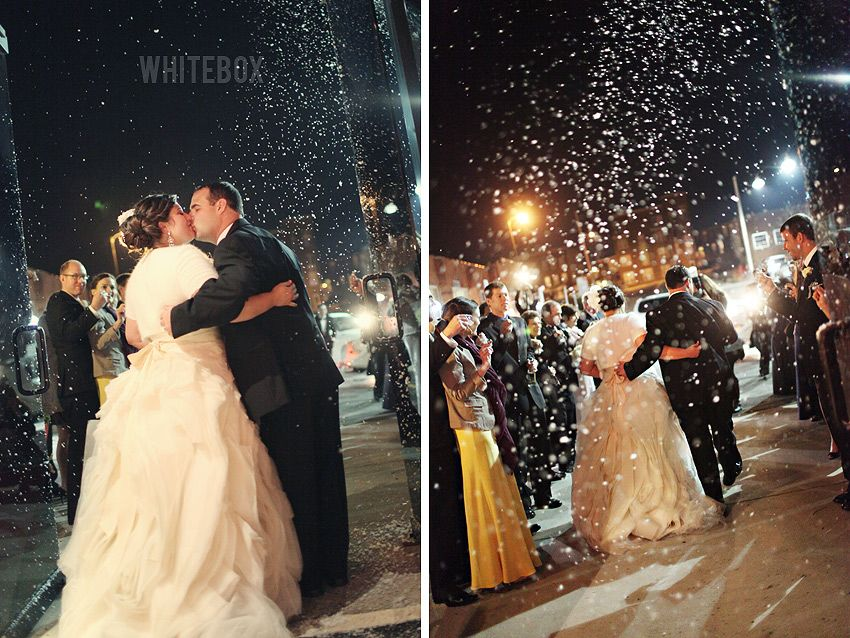 rent a snow machine for an awesome winter wedding exit! beth_taylor_wedding_0983_cotton-room_we ...