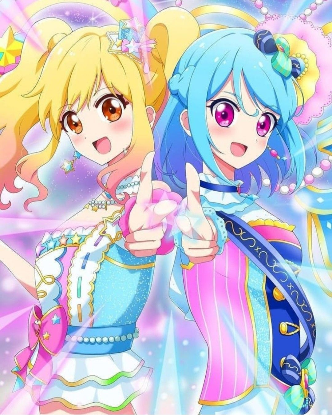 Pin by Abina Josen on aikatsu on parade (With images