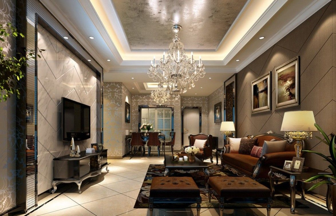 Fabulous for room lighting ideas dining room lighting for Modern living room lighting ideas