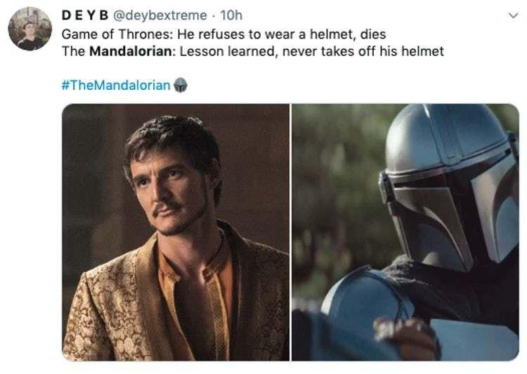 27 Of The Funniest Reactions To The Mandalorian Season Finale Mandalorian Star Wars Fandom Star Wars Memes