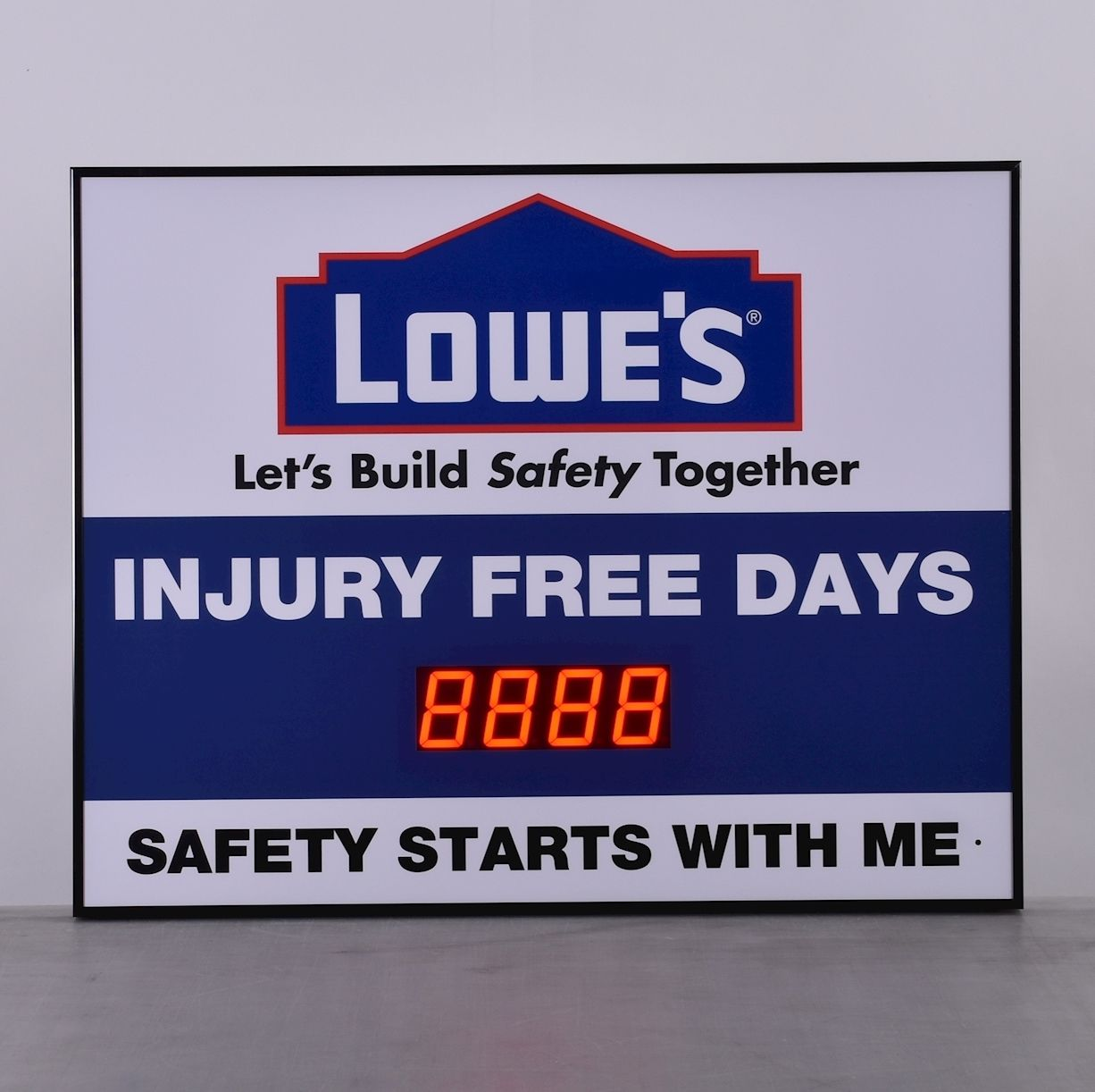 Pin on Safety Scoreboards (Production Examples)