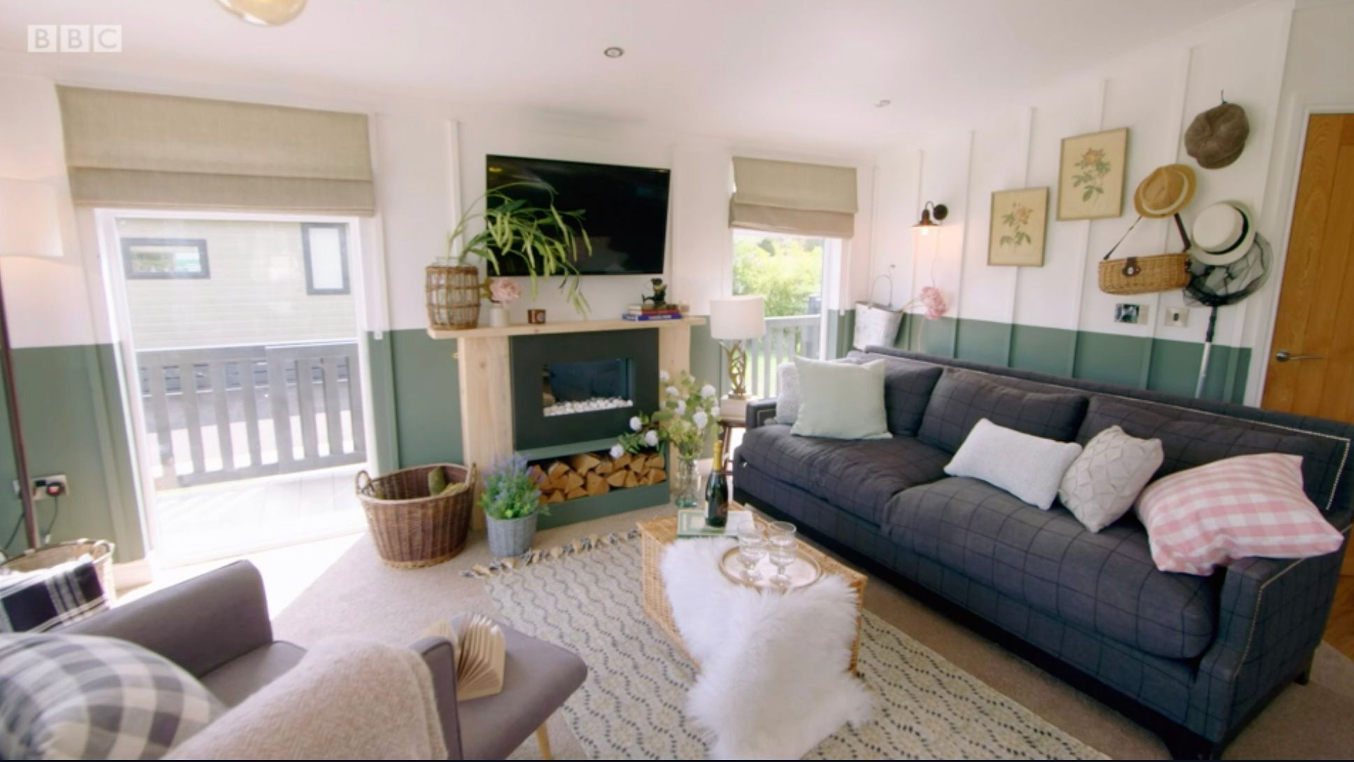 Episode 5 Holiday Cottages Interior Design Masters Bbc