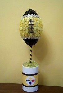 football topiary