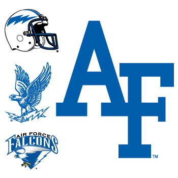 Air Force Logo Peel Air Force Academy U S Air Force Academy United States Air Force Academy