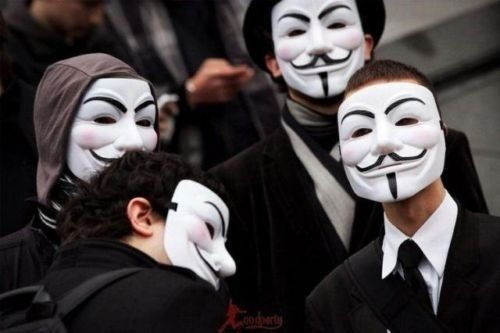Anonymous V for Vendetta Mask Film Guy Fawkes Fancy Cosplay Christmas Easter Halloween Party Mask
