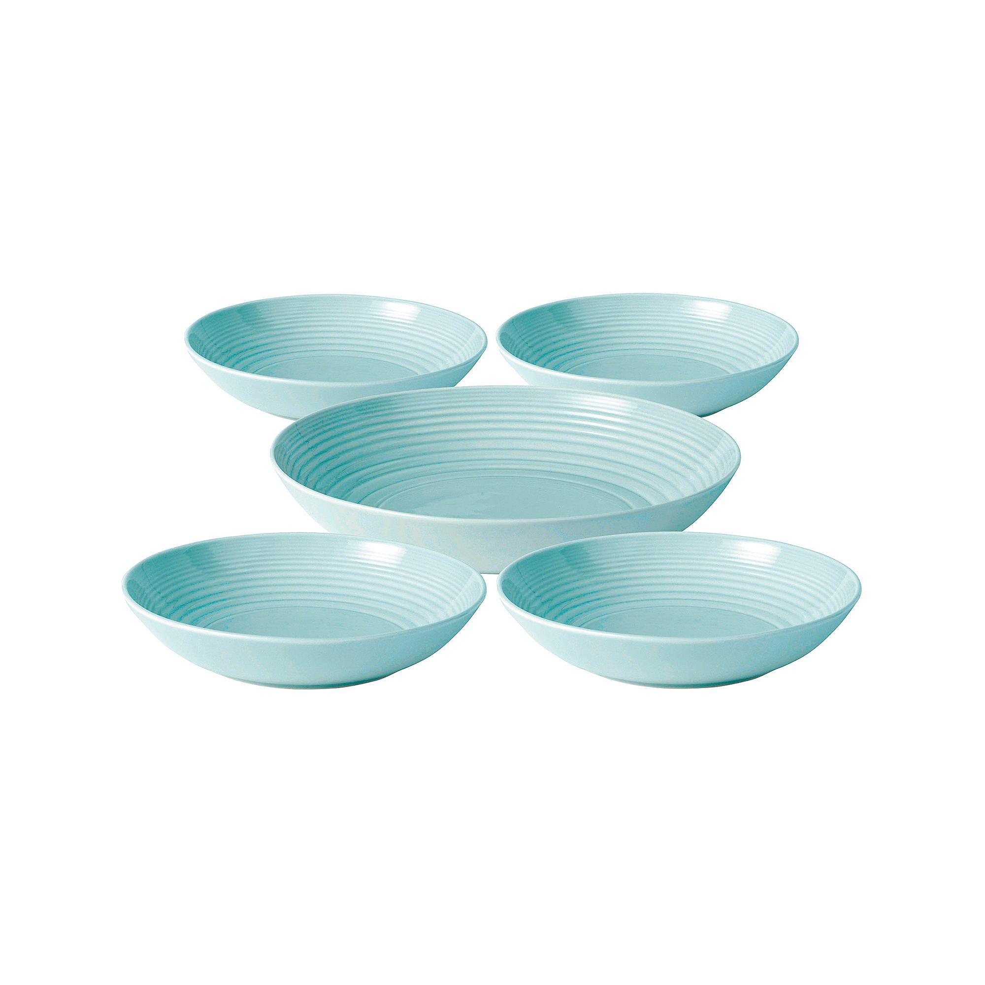 Gordon Ramsay Maze Blue by Royal Doulton® 5-pc. Pasta Set ...