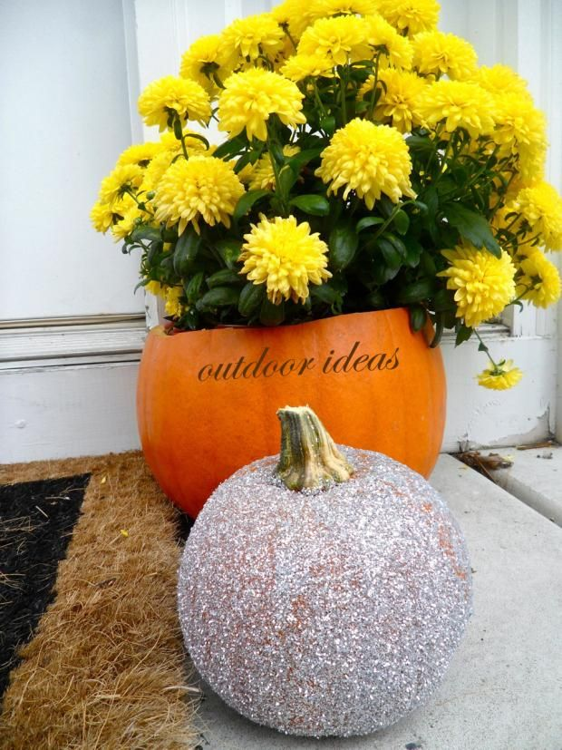 IDEAS  INSPIRATIONS Outdoor Decor Ideas for Halloween - Outdoor - halloween party centerpieces ideas