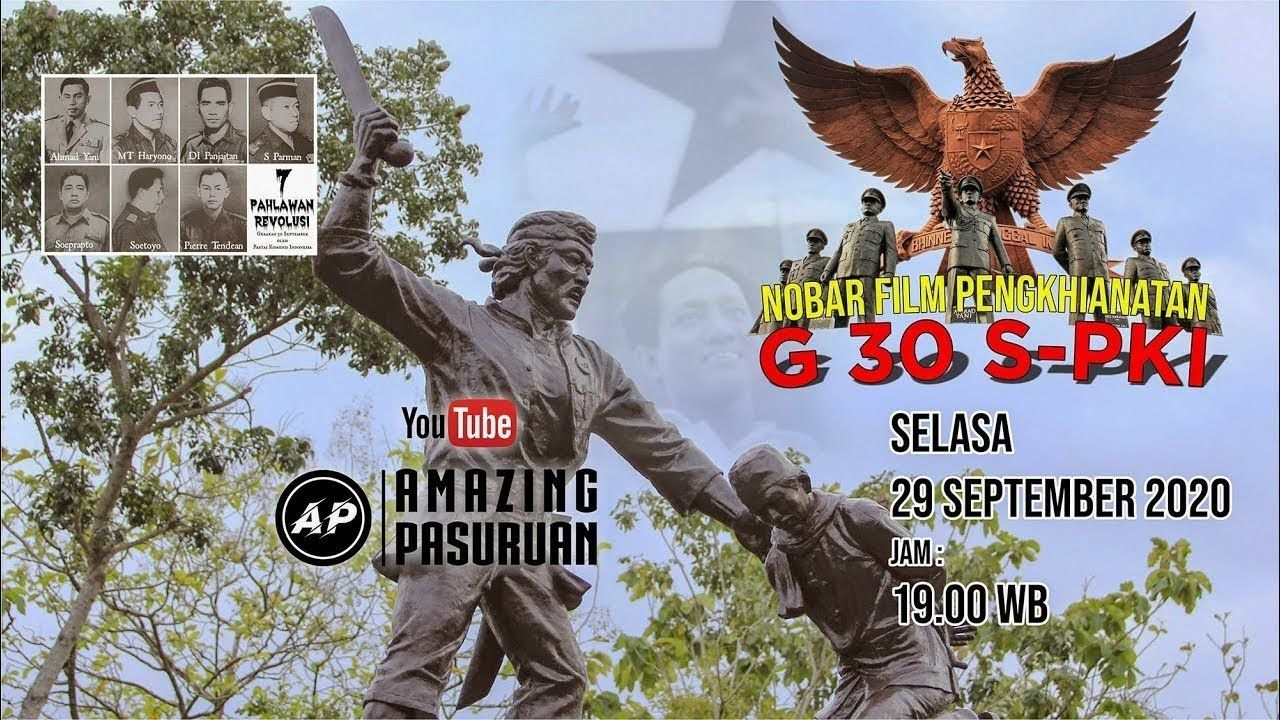 Gambar Pahlawan Revolusi G30s Pki