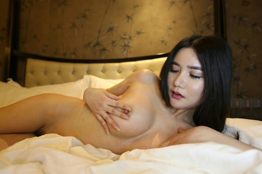 Painting art nude chinese
