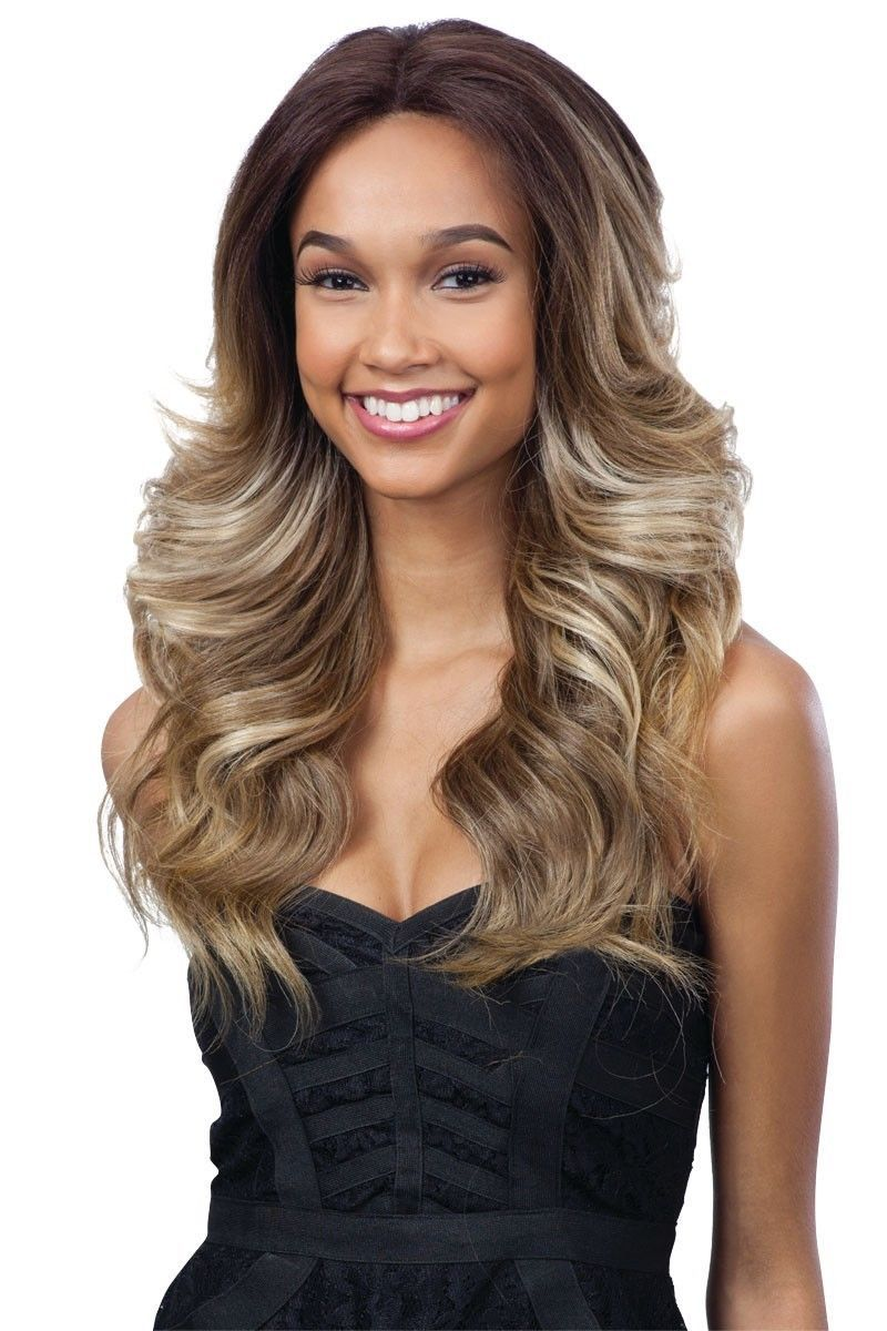 Freetress Equal Bently Lace Front Wig