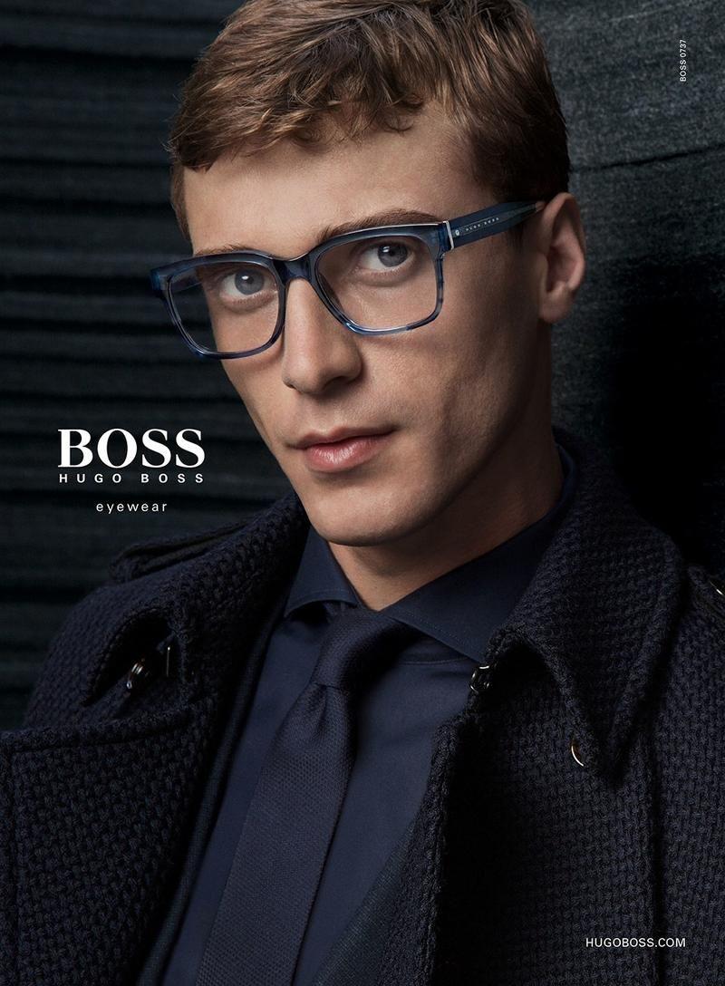 df6ddd1c998d BOSS Hugo Boss Fall/Winter 2015 Campaign Starring Clément Chabernaud ...