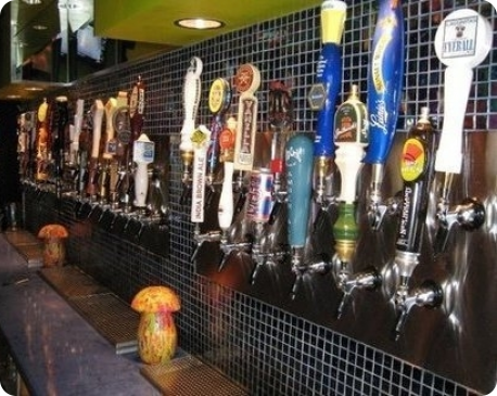 Myrtle Beach Mellow Mushroom Has A Large Selection Of Craft Beers On Tap Cheers Myrtle Beach Myrtle Beach Vacation Myrtle Beach Sc