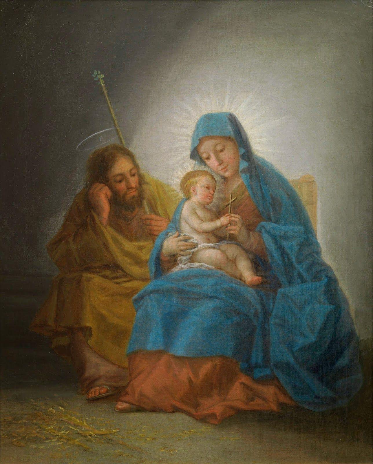 Картинки по запросу cuadros religiosos de goya