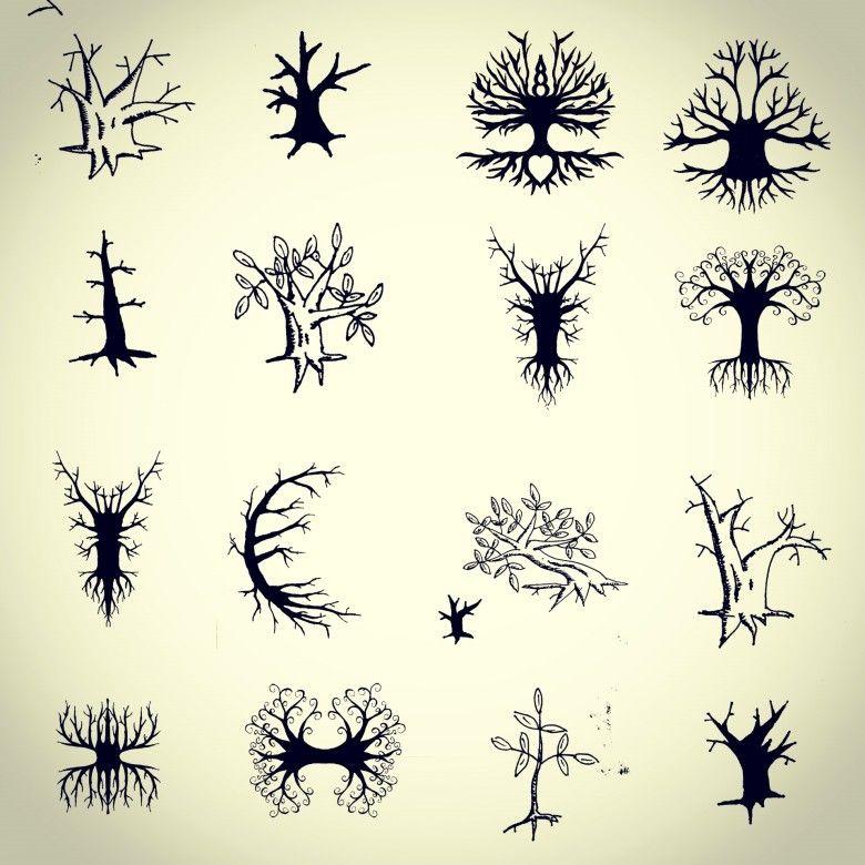 Malvorlage Baum Des Lebens